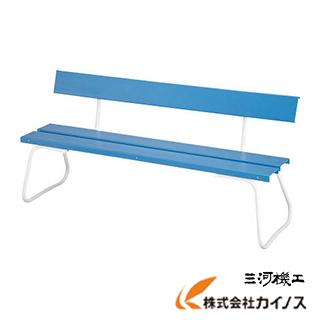コンドル (屋外用ベンチ)樹脂ベンチ 背付ECO NO1500 YB-94Z-PC