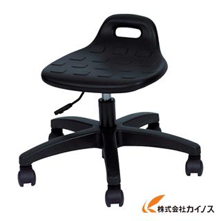 オフィス住設用品 オフィス家具 作業用チェア TRUSCO 高さ調整 日本メーカー新品 T-5044B 海外輸入 ブラック 低作業用スツール
