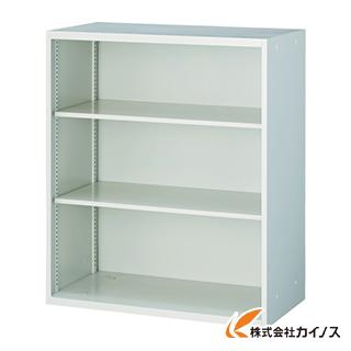 TRUSCO U型壁面書庫 オープン H1050 W色 UOW-11