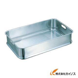 スギコ 18-8給食バット 手穴付 610×385×130 KB-001