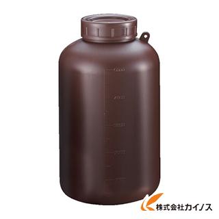 サンプラ PE広口遮光瓶 5L 2916