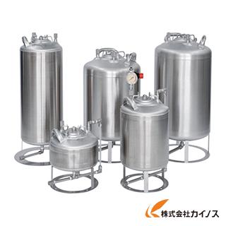 品質満点! カイノス ユニコントロールズ 店 TM21B:三河機工 ステンレス加圧容器-DIY・工具