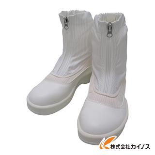 ゴールドウイン 静電安全靴セミロングブーツ ホワイト 26.5cm PA9875-W-26.5