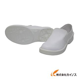 ゴールドウイン 静電安全靴クリーンシューズ ホワイト 24.5cm PA9880-W-24.5