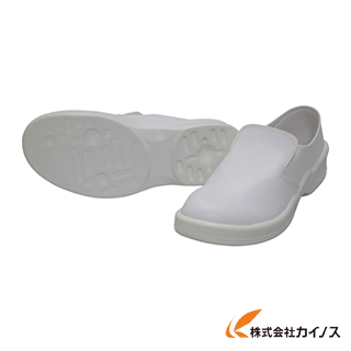 ゴールドウイン 静電安全靴クリーンシューズ ホワイト 25.5cm PA9880-W-25.5