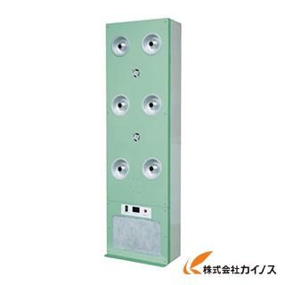 コトヒラ ポータブルエアシャワー2列タイプ イオナイザ―付 KAS-IP08