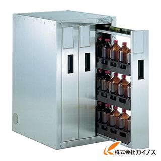 TRUSCO 耐震薬品庫 458X600XH800 3列引出型 TK-3