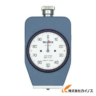 テクロック ゴム・プラスチック硬度計 GS-701N GS701N 【最安値挑戦 激安 通販 おすすめ 人気 価格 安い おしゃれ】