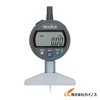 【送料無料】 テクロック デジタルデプスゲージ DMD-210J DMD210J 【最安値挑戦 激安 通販 おすすめ 人気 価格 安い おしゃれ】