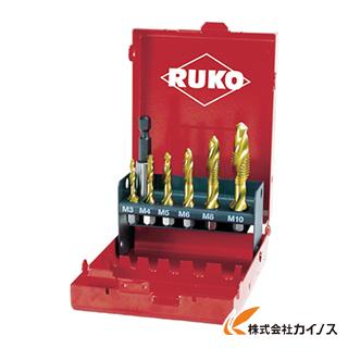 RUKO 六角軸タッピングドリル チタン セット R270021T 【最安値挑戦 激安 通販 おすすめ 人気 価格 安い おしゃれ】