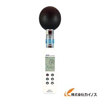 【送料無料】 A&D 黒球型 熱中症指数モニター AD5695A AD5695A 【最安値挑戦 激安 通販 おすすめ 人気 価格 安い おしゃれ】