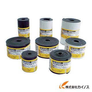 イノアック マイクロセルウレタンPORON 黒 3×100mm×15M巻(テープ L24T-5100-15M L24T510015M 【最安値挑戦 激安 通販 おすすめ 人気 価格 安い おしゃれ】