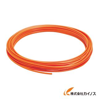ピスコ ポリウレタンチューブ オレンジ 12×8 100M UB1280-100-O UB1280100O 【最安値挑戦 激安 通販 おすすめ 人気 価格 安い おしゃれ】