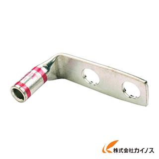 パンドウイット 銅製圧縮端子 標準バレル 2つ穴 90°アングル LCD6-14AF-L LCD614AFL 【最安値挑戦 激安 通販 おすすめ 人気 価格 安い おしゃれ】