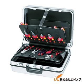 【送料無料】 KNIPEX 002130 ツールケースセット 23点セット 002130 【最安値挑戦 激安 通販 おすすめ 人気 価格 安い おしゃれ】