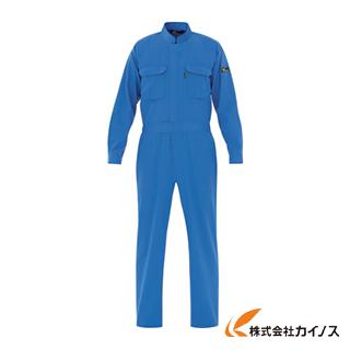 ミドリ安全 ベルデクセル T/C帯電防止ツナギ服 ブルー S VE VE413S 【最安値挑戦 激安 通販 おすすめ 人気 価格 安い おしゃれ 】