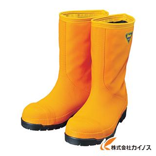 SHIBATA 冷蔵庫用長靴-40℃ NR031 30.0 オレンジ NR031-30.0 NR03130.0 【最安値挑戦 激安 通販 おすすめ 人気 価格 安い おしゃれ】