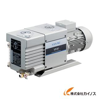 ULVAC 油回転真空ポンプ VD30C VD30C 【最安値挑戦 激安 通販 おすすめ 人気 価格 安い おしゃれ】