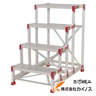 【送料無料】 ピカ 作業台 ZG型 4段 幅60cm高さ100cm ZG-4610 ZG4610 【最安値挑戦 激安 通販 おすすめ 人気 価格 安い おしゃれ】