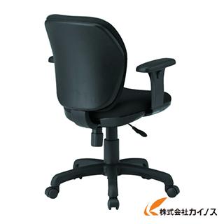【送料無料】 TOKIO オフィスチェア T字肘付 ブラック FST-77AT-BK FST77ATBK 【最安値挑戦 激安 通販 おすすめ 人気 価格 安い おしゃれ】