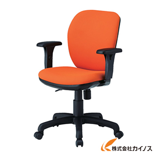【送料無料】 TOKIO オフィスチェア T字肘付 オレンジ FST-77AT-OR FST77ATOR 【最安値挑戦 激安 通販 おすすめ 人気 価格 安い おしゃれ】