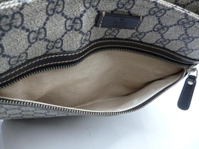 ◇Gucci ◇ GUCCI GG plus messenger bag shoulder bag 295297 ◇ USED/