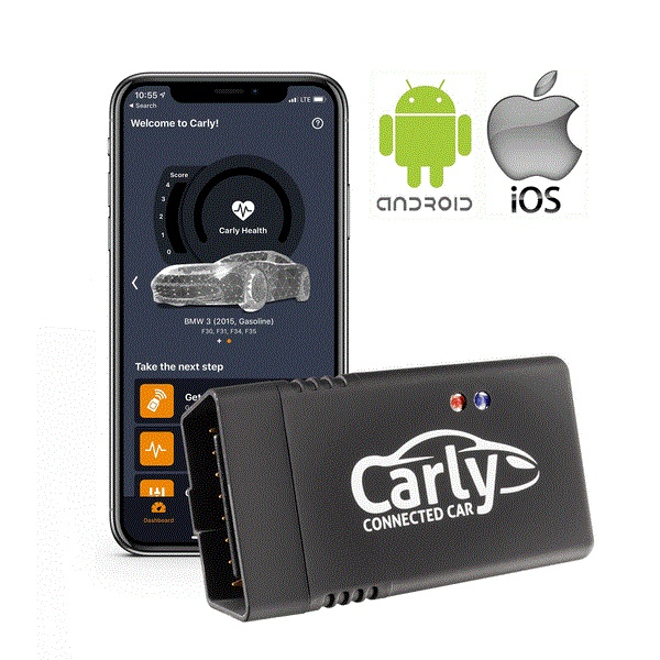 みねや Carly ユニバーサルアダプター BMW Mini トヨタ レクサス ルノー 日本産 アウディ 診断機能 ベンツ iPhone 全国送料無料 マーケティング コーディング ipad Android用