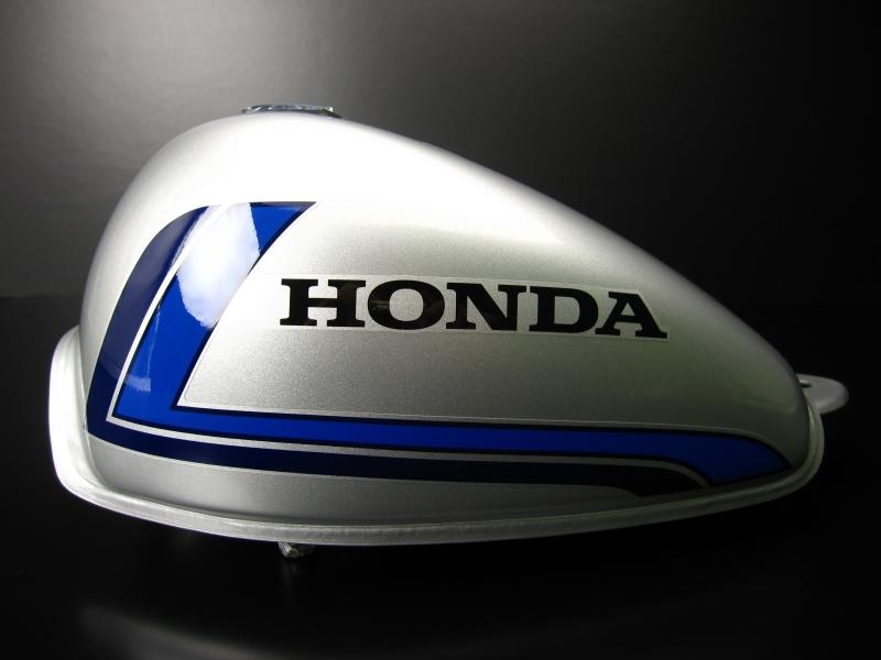 【ミニモト】HONDA ホンダ 純正燃料タンクZ50J-5 カスタムパーツ NO.4 カスタムパーツ NO1304