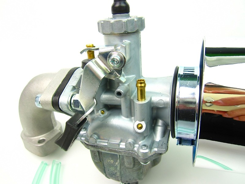 Mikuni VM22 carburetor & power filter set custom parts NO3724