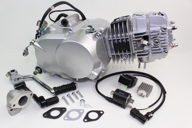 【あす楽】125ccエンジン2次側クラッチ仕様 カスタムパーツ NO0311