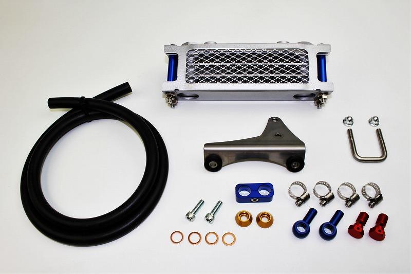 エイプ50/100プロテクトオイルクーラーセット3段コアNO5219
