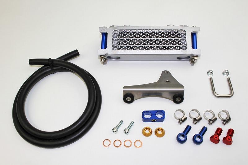 エイプ50/100プロテクトオイルクーラーセット4段コアNO5220