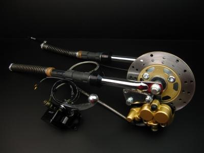モンキーフロントサスペンションディスク用(5L)500mm NO4149