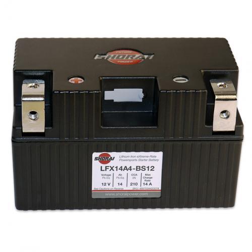 【あす楽】 SHORAI Battery バッテリー LFX14A4-BS12 ショーライバッテリー ミニバイク バイク汎用
