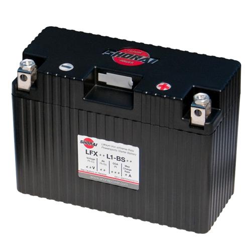 SHORAI Batteryバッテリー LFX18L1-BS12