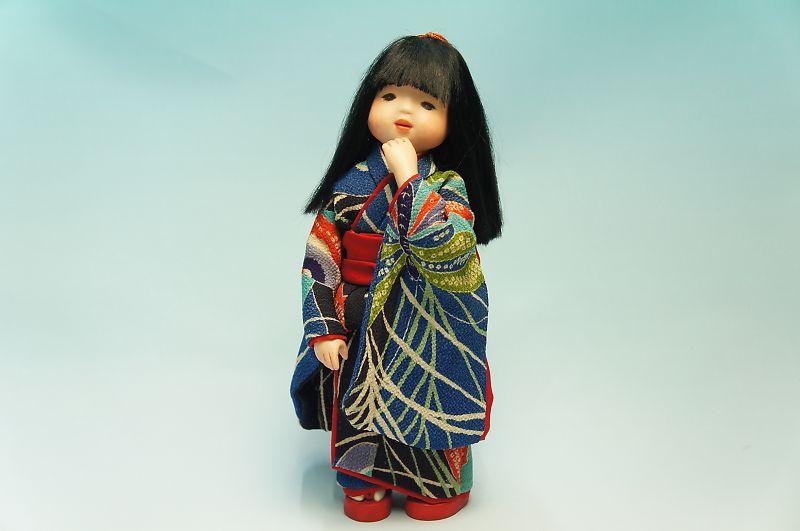 五十嵐美穂子 「童人形・お姉ちゃん」