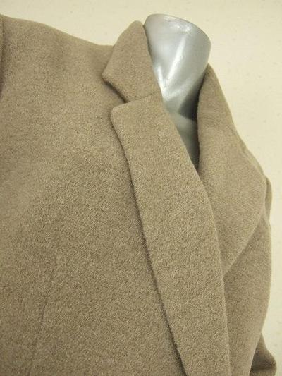 / Pasadecoco ★ ☆ new similar ★ PASA DE COCO! beige! thick wool * adult jacket 9 / M / 38 ★ ladies ★ vintage ★ used ★ ★ ★ ★ ★ 05P07Nov15