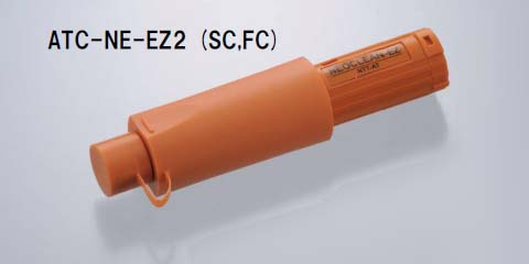 NTT-AT ペン型 光コネクタクリーナー NEOCLEAN-EZ250 ATC-NE-EZ2