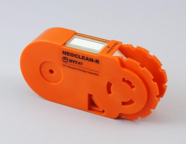 NTT-AT リール型 光コネクタクリーナー NEOCLEAN-R ATC-NE-S (使い切りタイプ、5個セット)