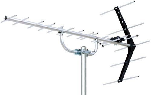 21% OFF  その他 DXアンテナ オールチャンネル UHF14素子アンテナ UA14 中電界用