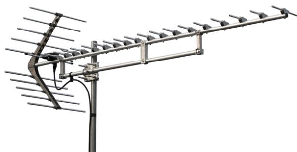 マスプロ BL型 共同受信用 UHFアンテナ 20エレメント (耐食アルミニウム製) ULN-20 (UDK20TMH後継品)