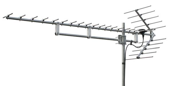 マスプロ BL型 共同受信用 UHFアンテナ 20エレメント (ステンレス製) ULN-20S (USK20TMH後継品)