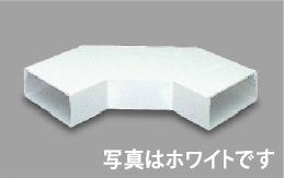 〔送料無料〕 マサル工業 エルダクト付属品 平面大マガリ 2020型 LDM223