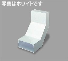 〔送料無料〕 マサル工業 エルダクト付属品 内大マガリ 4020型 LDU242