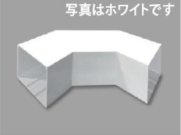 マサル工業 エムケーダクト付属品 平面大マガリ 6号200型 MDLM620