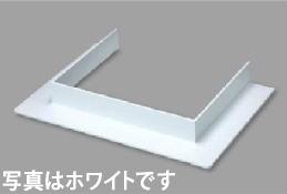 マサル工業 エムケーダクト付属品 コ型フランジ 7号150型 MDFC715