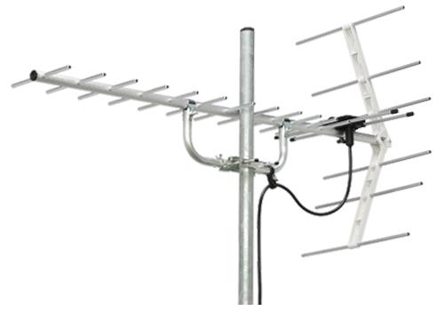 50% ギフト OFF マスプロ 高性能型 UHFアンテナ 14素子 U146TMH 激安卸販売新品 家庭用