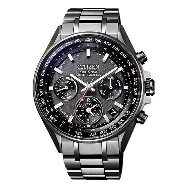 「マラソンポイント5倍」腕時計 メンズ シチズン CITIZEN アテッサ ATTESA GPS衛星ソーラー 電波時計 CC4004-58E 【取り寄せ品】【ed7k】