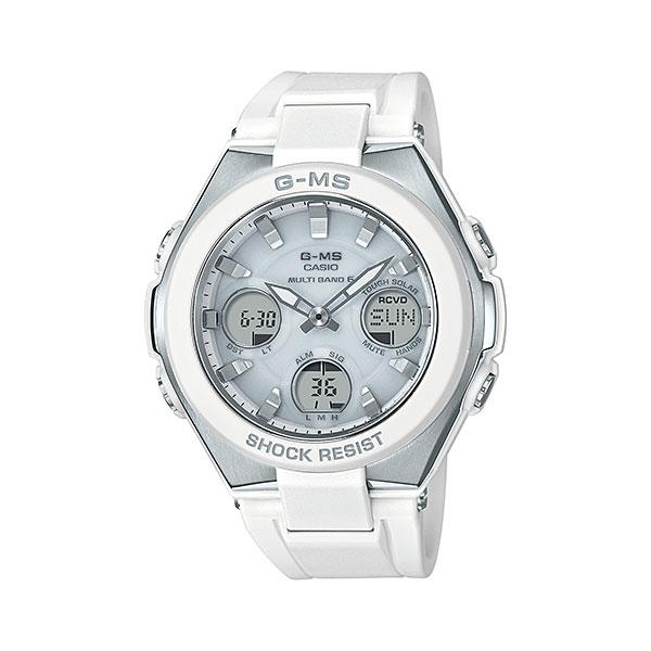 「マラソンポイント5倍」カシオ ベビーG ソーラー電波時計 MSG-W100-7AJF 女性用 腕時計 CASIO Baby-G 国内正規品 取り寄せ品