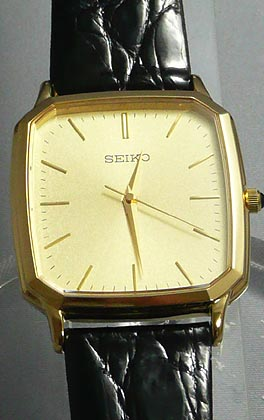 "Seiko dress watch Dolce men's watch SACM154 ' name put like the engraved gift Turkey aware ""paid."" ' products ordered"